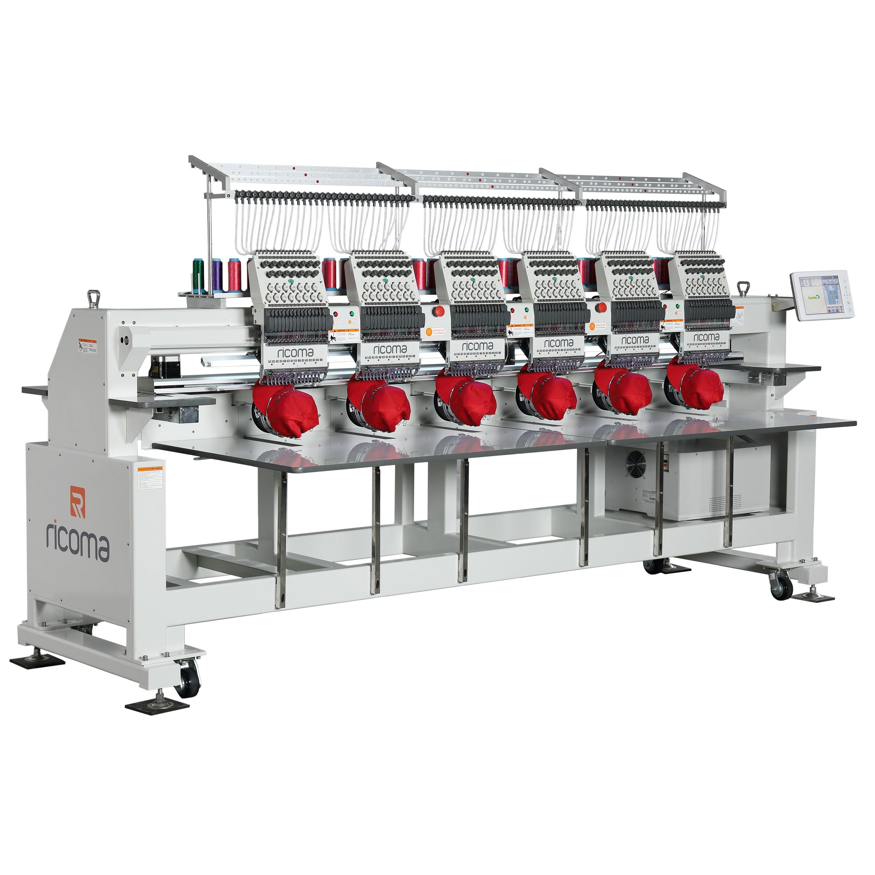 Ricoma CHT-1506 Embroidery Machine