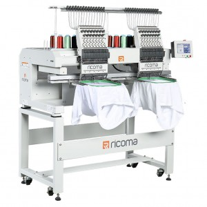 Ricoma MT Machine with Laser Tracing Device